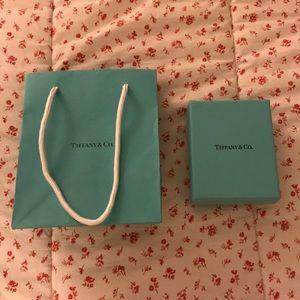 Tiffany & Co. Bag & Box Set